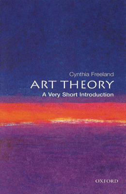 Art Theory: A Very Short Introduction - Cynthia Freeland book