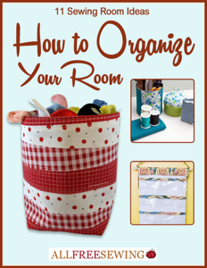 11 Sewing Room Ideas: How to Organize Your Room Book Review