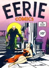 Eerie Comics, Number 1, Eyes of the Tiger