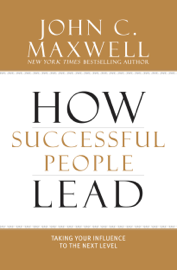 How Successful People Lead book