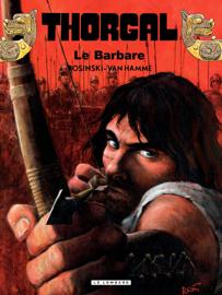 Thorgal - tome 27 – Le barbare