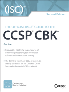 The Official (ISC)2 Guide to the CCSP CBK Boekomslag