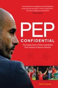 Pep Confidential Book Cover