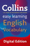 Easy Learning English Vocabulary Collins Easy Learning English