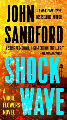 John Sandford - Shock Wave