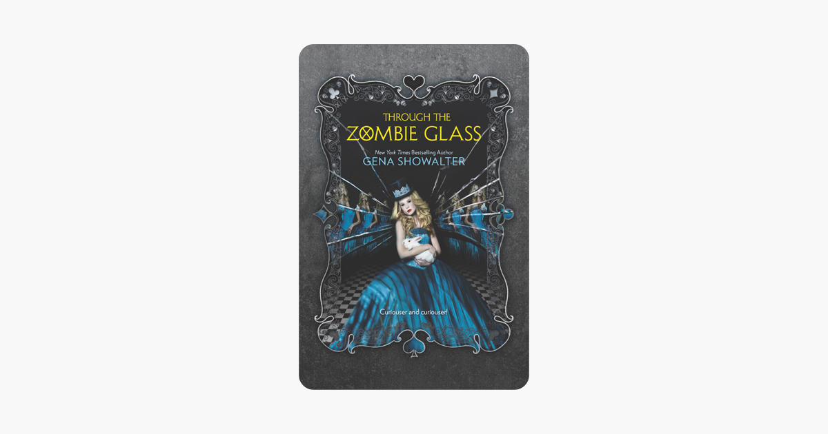 alice in zombieland through the zombie glass