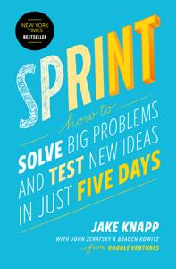 Sprint Libro Cover