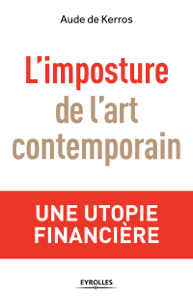L'imposture de l'art contemporain La couverture du livre martien