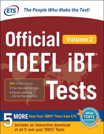 OFFICIAL TOEFL IBT® TESTS VOLUME 2