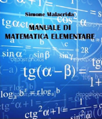 Manuale di matematica elementare Book Cover