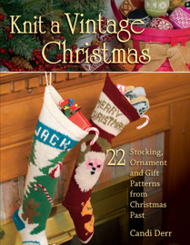 Knit a Vintage Christmas book