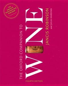 The Oxford Companion to Wine da Jancis Robinson