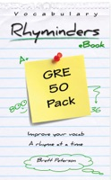 GRE Vocabulary Word Rhyminders: 50 Rhyme Pack