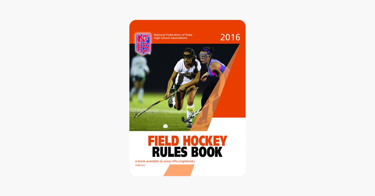 Field Hockey Books