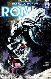 ROM: Free Comic Book Day Special book