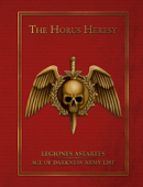 Legiones Astartes: Age of Darkness Army List