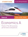 Edexcel Economics A Student Guide Theme 2 The UK Economy - Performance And Policies