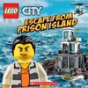 Escape From Prison Island LEGO City 8x8