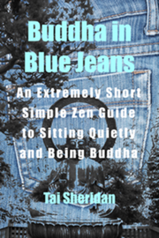 Buddha in Blue Jeans: An Extremely Short Zen Guide to Sitting Quietly and Being Buddha book
