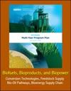 2012 Biomass Multi-Year Program Plan Biofuels Bioproducts And Biopower - Conversion Technologies Feedstock Supply Bio-Oil Pathways Bioenergy Supply Chain