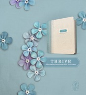 NLT THRIVE Creative Journaling Devotional Bible