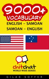 9000+ English - Samoan Samoan - English Vocabulary