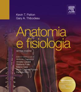 Anatomia e fisiologia Libro Cover