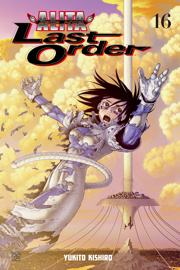 Battle Angel Alita: Last Order Volume 16 book