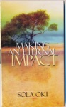 Making An Eternal Impact