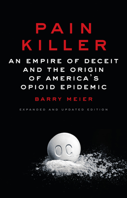 Pain Killer - Barry Meier book