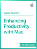 Apple Education - Enhancing Productivity with Mac OS X El Capitan artwork