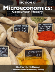 Microeconomics: Consumer Theory