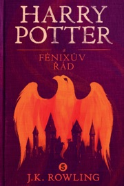 Harry Potter a Fénixův řád - J.K. Rowling & Pavel Medek Book