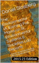 The Environmental IA:  Earning Full Marks On SL Environmental Systems & Societies Lab Reports