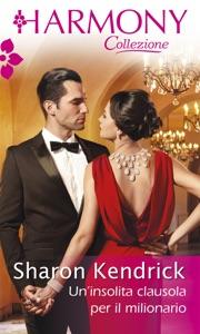 Un'insolita clausola per il milionario Book Cover