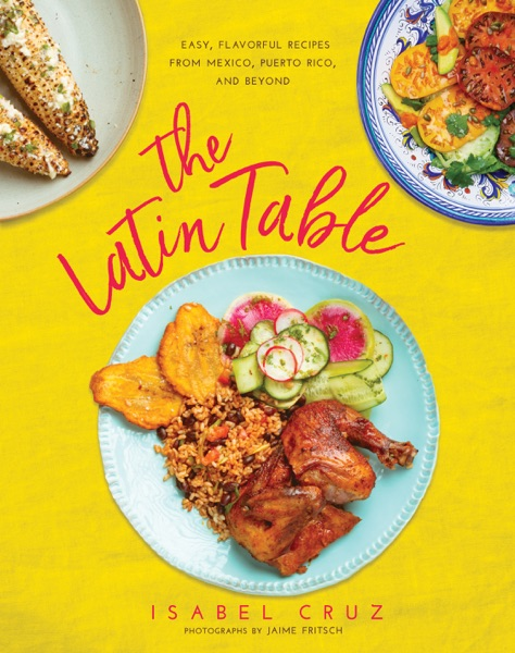 The Latin Table - Isabel Cruz book cover