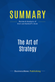 Summary: The Art of Strategy Book Cover