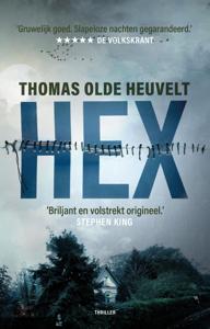 Hex Boekomslag