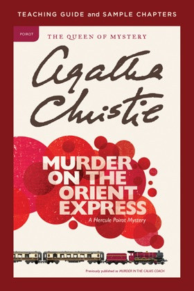 Murder on the Orient Express Teaching Guide image