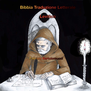 Bibbia Traduzione Letterale: Levitico Libro Cover