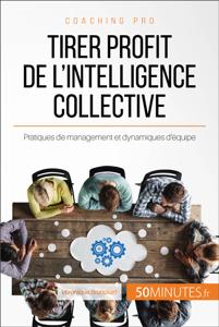 Tirer profit de l'intelligence collective La couverture du livre martien