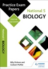 National 5 Biology Practice Papers For SQA Exams