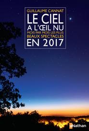Le ciel à l'oeil nu en 2017