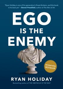 Ego Is the Enemy La couverture du livre martien