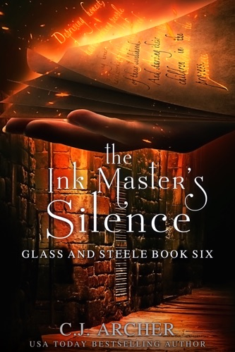 C.J. Archer - The Ink Master's Silence
