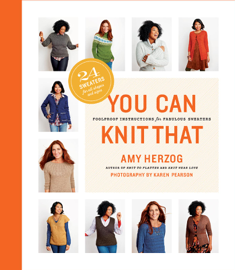 You Can Knit That book