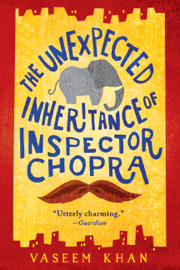 The Unexpected Inheritance of Inspector Chopra book