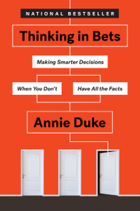 Thinking in Bets ebook
