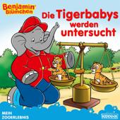 Benjamin Blümchen - Die Tigerbabys werden untersucht