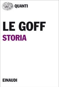 Storia Book Cover